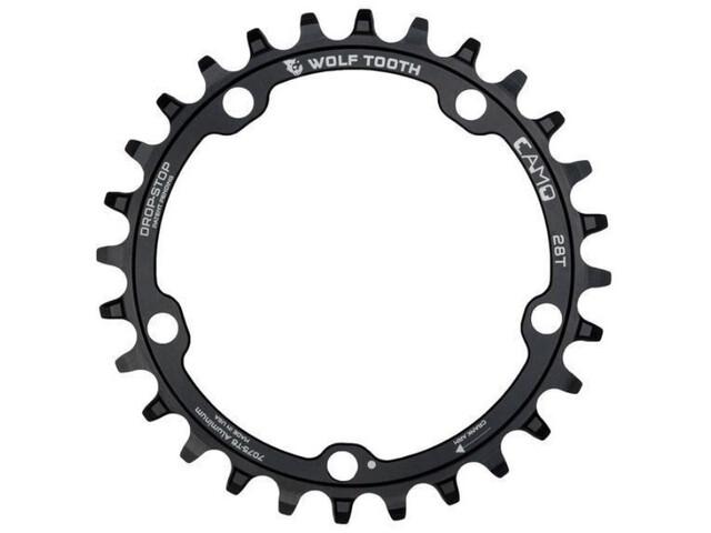 Wolf Tooth CAMO Round Chainring 12-speed Aluminium black